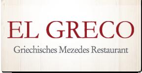 Griechisches Mezedes Restaurant El Greco in Neuwied